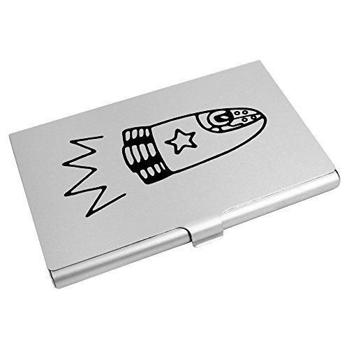 Wallet Credit Azeeda Card CH00014267 Card 'Rocket Business Holder Ship' qqX60