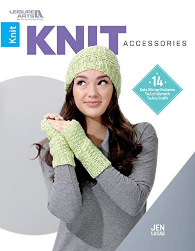Knit Accessories: 14 Cute Winter Patterns To Add