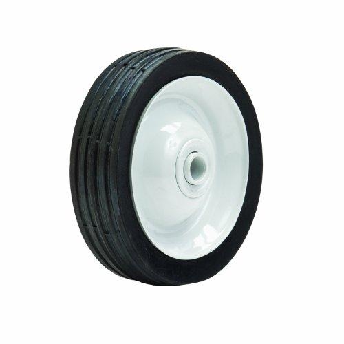 Rib Wheel - Oregon 72-301 Anti-Scalp Deck Wheel 5-Inch by 1.25-Inch Rib Tread