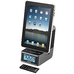 iHome iD37 Docking Alarm Clock Radio Speaker For Apple iPod iPad iPhone(Non Retail Packaging)