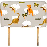 Ready Steady Bed Jurassic Design Children's 3ft Single Bed Headboard