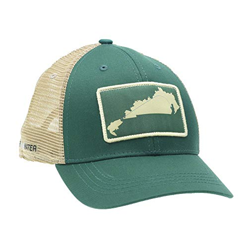 - RepYourWater Bluegrass Bass Hat