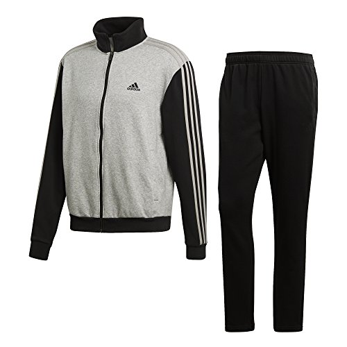 Homme Co Adidas Relax Survêtement noir Ts Pour Mgreyh HawXw6dqc