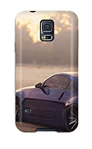Tpu Case Cover Compatible For Galaxy S5/ Hot Case/ Nissan Z Logo by icecream design