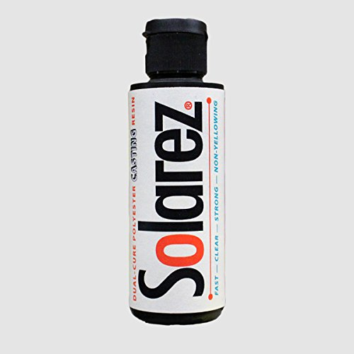Solarez UV Cure Clear Casting Resin