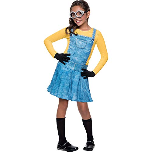 Rubie's Costume Minions Female Child Costume, Small -