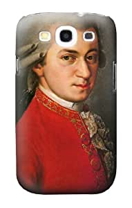 S0492 Mozart Case Cover For Samsung Galaxy S3