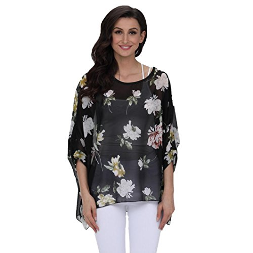 de SANFASHION Damen Bailarinas SANFASHION Shirt155 Poli Bekleidung 6PrxXqP