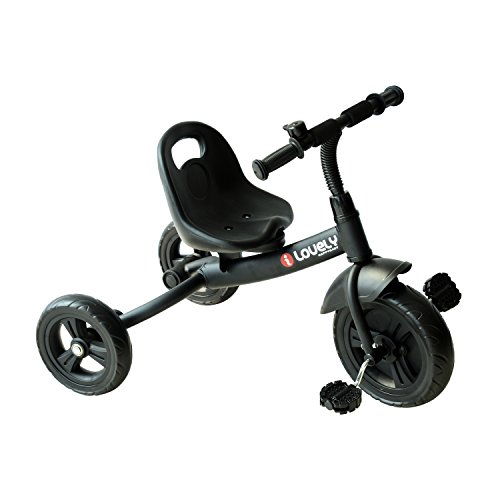 (Qaba Easy Ride Toddler Trike - Indoor/Outdoor Activity Tricycle)
