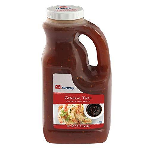 Best general tso sauce low sodium