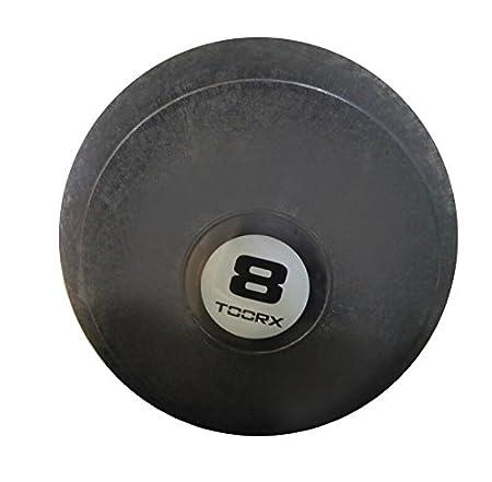 Balón medicinal Slam Ball de 12 kg Retroceso resistente Crossfit ...