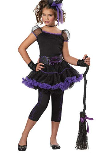 Stardust Child Girls Costume Wizards of Waverly Place (Purple)