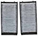 air filter bmw x5 - TYC 800116C2 BMW X5 Replacement Cabin Air Filter