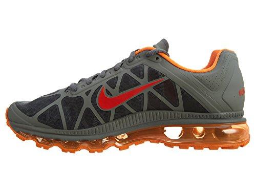 Nike Air Max 2011para hombre Tumbled Grey/Teem Orange-total Orange