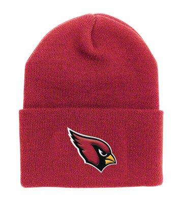 Arizona Cardinals Maroon Beanie Hat - NFL Cuffed Knit Cap