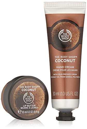 The Body Shop Coconut Soft Hands Warm Kisses Duo Gift Set by The Body Shop