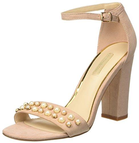 112151533mf alla Caviglia Nude Cinturino con Sandali Marrone Donna Primadonna d1IqBd