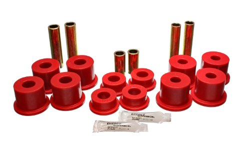 Energy Suspension 4.2142R Spring Bushing Set for Ford F-450 by Energy Suspension