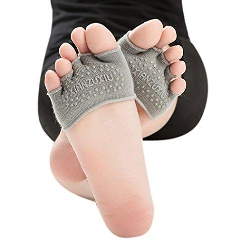 Tenworld Women Invisible Socks Finger