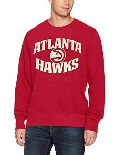 OTS NBA Adult Men's Fleece Crew Distressed – DiZiSports Store