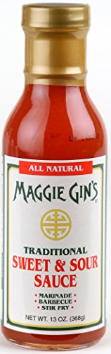 Maggie Gin's Sweet & Sour Sauce by Maggie Gin's