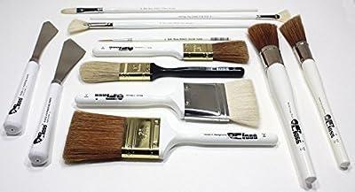 Bob Ross 12 Piece Landscape Brush Set