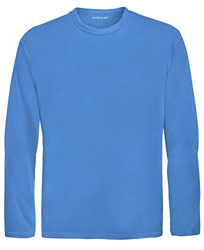 DRI-Equip Youth Long Sleeve Moisture Wicking Athletic - Usa Carolina Long Sleeve