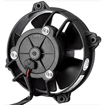 Amazon Com Spal 30103018 4 Quot Paddle Blade Puller Fan