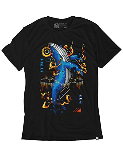 - INTO THE AM Humphrey Men's Graphic Tee Shirt (Medium)