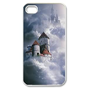 YNFYC Fantasy World 3 Phone Case For Iphone 4/4s [Pattern-1]
