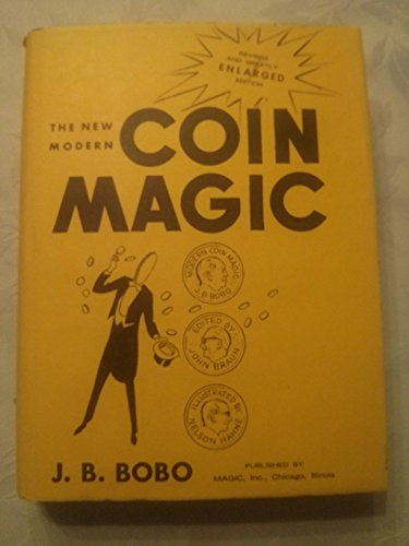 Book Magic New Coin Modern - The New Modern Coin Magic.  Rev. And Greatly Enlarged Edition