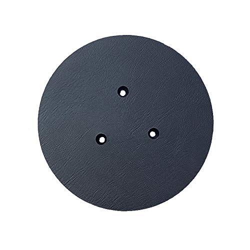 5 inch Diameter PSA Adhesive Back Sander Pad with No Vacuum Holes for 332, 333, 333VS Random Orbit Sander Replaces Porter Cable 13900, & Superior Pads and ...