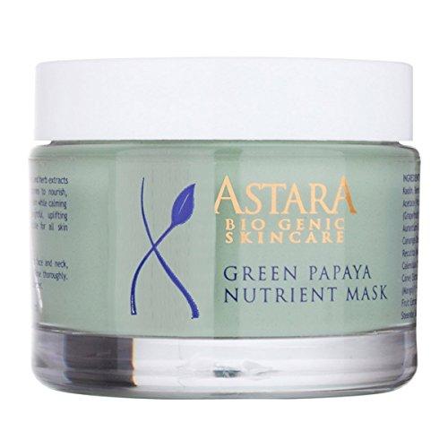- Astara Green Papaya Nutrient Mask, 2 Ounce