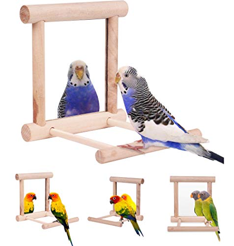 HAPPTYTOY Bird Toy for