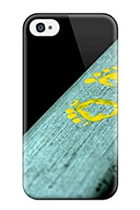 AnnaSanders Iphone 4/4s Hybrid Tpu Case Cover Silicon Bumper Footprints Nature Other