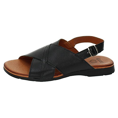 MADE IN SPAIN ,  Herren Sandalen Schwarz