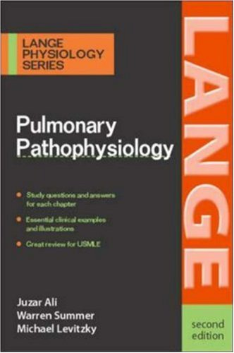 Pulmonary Pathophysiology (LANGE Physiology Series)