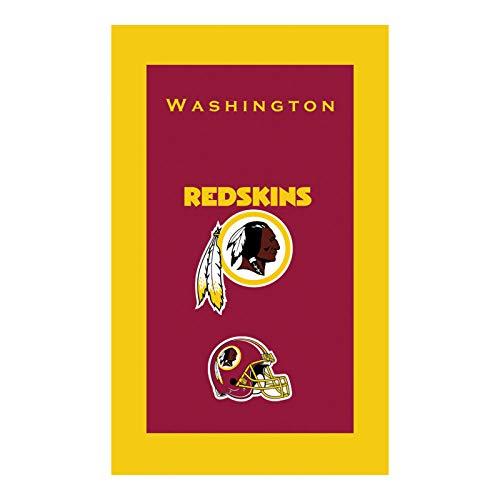 KR Strikeforce Bowling Bags Washington Redskins NFL Licensed Towel by KR - Nfl Team Bowling Towel