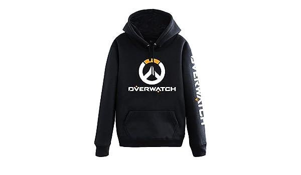 OW Overwatch Death Genji Cosplay Traje Sudaderas con Capucha Chaquetas XXL: Amazon.es: Ropa y accesorios