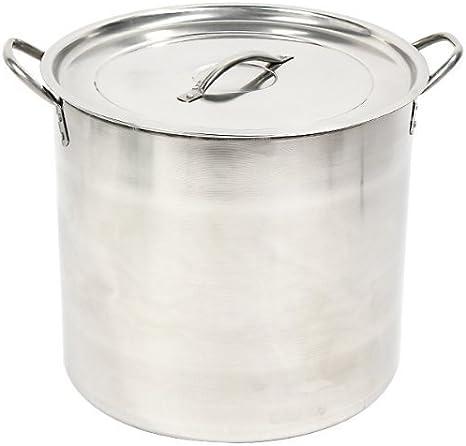 Amazon Com Bene Casa Stainless Kettle Stockpots Kitchen Dining