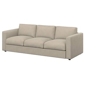Amazon.com: Soferia - Funda de repuesto para sofá IKEA VIMLE ...