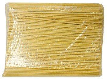 Dicke Bambus Spiesse Schaschlikspiesse 100 Stuck 30cm Amazon De