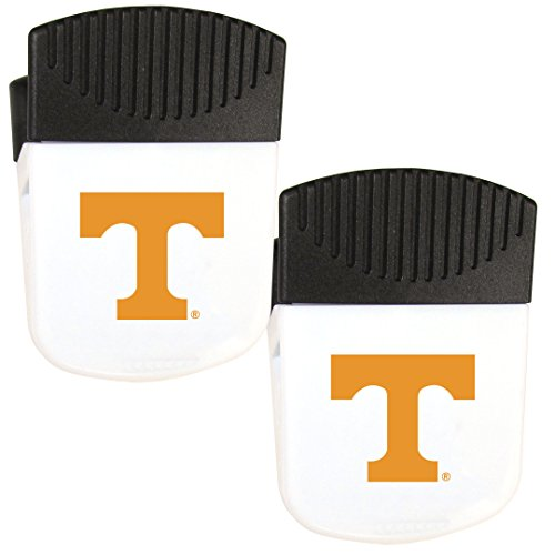 (Siskiyou NCAA Tennessee Volunteers Chip Clip Magnet with Bottle Opener, 2)