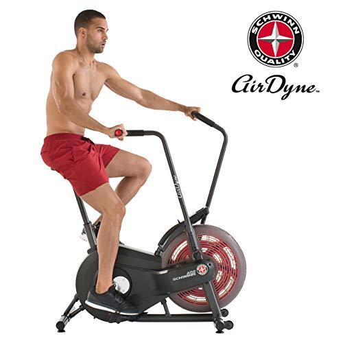 🥇 Schwinn Bicicleta estática Airdyne AD2