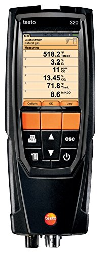 Residential Combustion Analyzer - 6