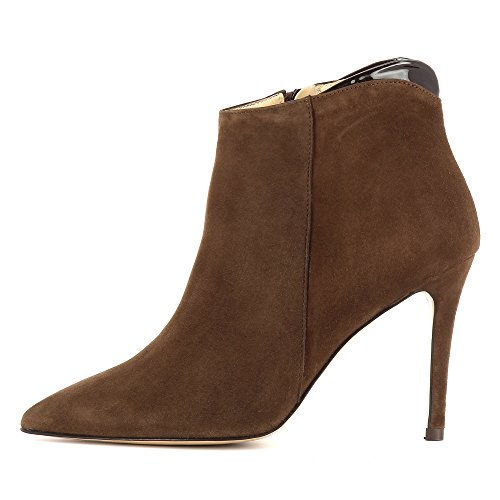 Alla Shoesmarta Marrone Caviglia Evita Donna qvp5gwgC