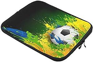 LIANGWE Diseño Personalizado balón de fútbol Manga de fútbol Funda ...