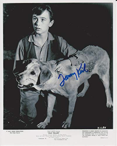 Tommy Kirk Old Yeller 4 8X10 ()