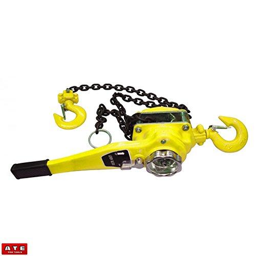 3/4 Ton Lever Hoist Lift Heavy Duty 10ft Chain Lift