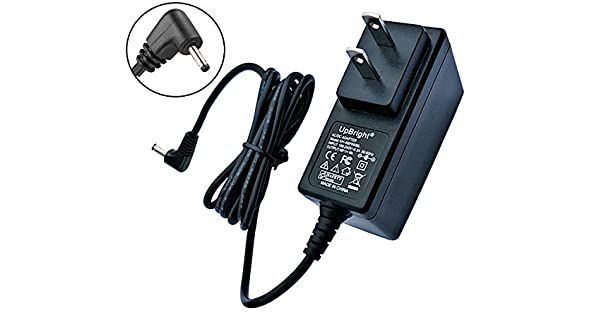 """2.5mm  Replacement AC Wall Charger for RCA Voyager 7 RCT6873W42 Tablet 7/"""""""